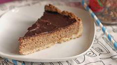 Pillecukor ♥: Zserbó pite (glutén-, laktóz- és cukormentes)