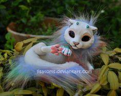 rainbow baby dragon spirit by LisaToms on DeviantArt