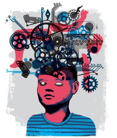 ARTICLE: Today's children are growing up in a new reality, one where they are attuning more to machines and less to people than has ever been true in human history. #focus #psychology