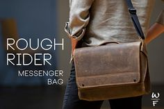 WaterField Designs | Bags and sleeves for your laptop, tablet, smartphone | Made in SF | http://www.sfbags.com/products/rough-rider/rough-rider.php