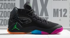 Introducing The Jordan Melo M12 • KicksOnFire.com
