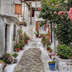 Athens, Plaka, Anafiotika