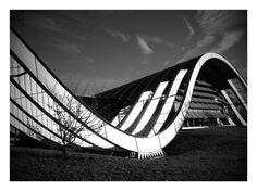 #ZentrumPaulKlee in beautiful #Bern