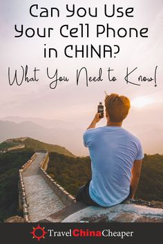 Is it possible to use your mobile phone when you travel to China? Should you bring your own phone, buy a cheap phone when you get to China or just rent a phone? Click to read more and find out everything you need to know about traveling with a mobile phone in China.