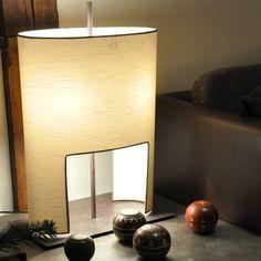 Lampe NARA dessinée pour une maison à Paris.