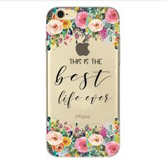 Best Life: iPhone Case