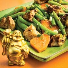 Chicken Nanking, aka, super-tasty, paleo-friendly sesame chicken. Easy to make, hard to resist. Find it on my blog & in Well Fed 2.