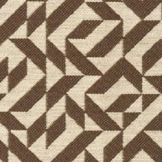 Weaver and printmaker Anni Albers orignally designed Eclat in 1974 as a printed upholstery. Reintroduced as Eclat Weave by Knoll Textiles the pattern is now a woven textile.