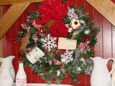 Holiday Open House….Part 1…   Sugar Pie Farmhouse