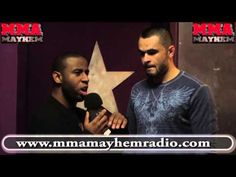 NFC 53 Post Fight Interview With Amir Dadovic