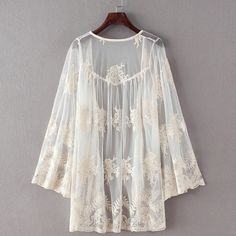 Indiana Lace Duster: Featured Product Image