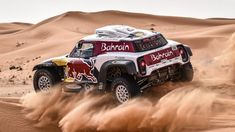 Mini. Dirt Racing, Off Road Racing, 4x4 Off Road, Road Race Car, Race Cars, Pajero Off Road, Rally Dakar, Toyota, Trophy Truck