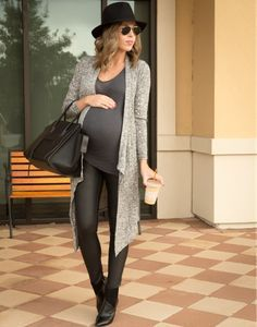 Get inspiration to create the most trendy maternity looks.