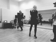 Репетиция перед завтрашним выступлением. Rasha_Mc + Karen Lirichny + Збигневская Кристина.