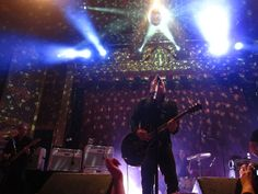 The Afghan Whigs at Ogden Theater, 10/30/12 - Backbeat