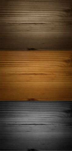 Wood Texture with 3 Colors