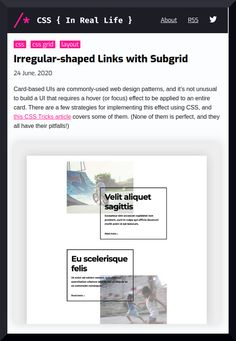 17 Best Css Grid Images In 2020 Css Grid Css Grid