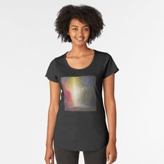 ' Ioannis Antoniadis' Premium Scoop T-Shirt by tamra Oviatt My T Shirt, Tshirt Colors, Red And Blue, Black And White, Chiffon Tops, Fitness Models, Shirt Designs, Classic T Shirts, T Shirts For Women