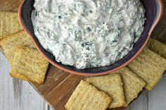 Easy To Make Cold Spinach Dip Recipe! If you are looking for a great appetizer to serve up? This Easy to make cold spinach dip recies is one that is not only delicious, but so easy to make. It only needs a few ingredients, so it is also affordable to make. Cold Spinach dip recipes are one of my families favorites. This is one you will need to make ahead, at least an hour or so, but you can make it the night before to cut down on the work if you will be entertaining folks. One great thing…