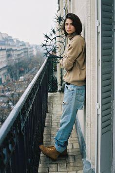 https://flic.kr/p/rGLNU9 | Timberland and Alba Galocha for Vogue España | www.vogue.es/moda/tendencias/articulos/tendencia-moda-bot...