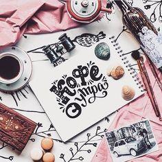 Lettering by @lettering_pt #designspiration #creative #art #design #illustration - View this Instagram https://www.instagram.com/Designspiration/