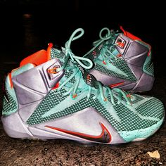 My first lebron12