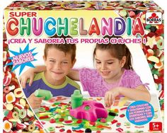 Juego Creativo Super Chuchelandia