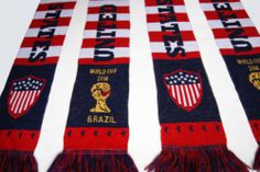 New USA National Soccer Team 2014 World Cup Acrylic Knitted Scarf on http://jersey2014.kerdeal.com/new-usa-national-soccer-team-2014-world-cup-acrylic-knitted-scarf