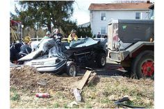 Extrication and Victim Rescue Tips for Heavy Trucks and Commercial Vehicles