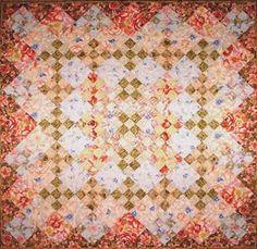 Summer Bloom Free Quilt Pattern