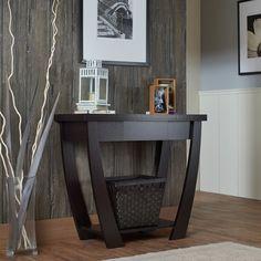 Furniture of America Modern Treasure Console Sofa Table