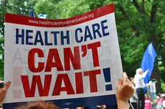 Health Care Can't Wait!