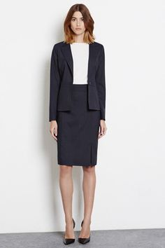 WIN YOUR WAREHOUSE WISHLIST #WAREHOUSEWISHLIST  loving the Blazer, pinstripes are my favourite smart casual look!