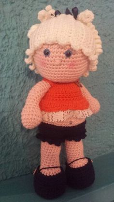 Doll*** by Wilma Hand Made