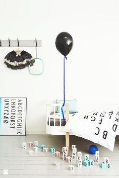 Pokój dziecka styl Skandynawski - zdjęcie od Fabryka Form - Pokój dziecka - Styl Skandynawski - Fabryka Form