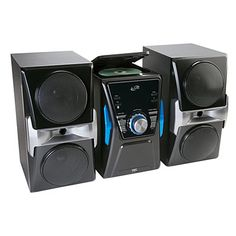 #BigLots iLive™ Bluetooth® Home Music System at Big Lots.