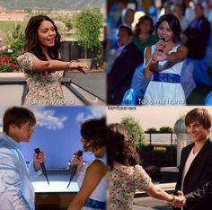 High School Musical 2/3                                                                                       Pinterest: @meghnaprasad4