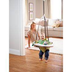 AmazonSmile : Graco Bumper Jumper, Little Jungle : Baby Doorway Jumpers : Baby
