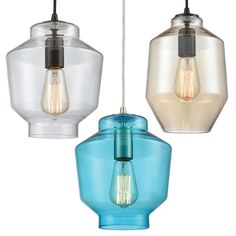 Elk's new Barrel series includes three modern styled glass shade choices, two finishes, and configurations of 1, 3, 4 and 6 pendants... a wide range of beautiful choices for a transitional design motif!  Add frosted globe bulbs instead of filament bulbs for a mid-century pop. Pendant Chandelier, Chandelier Lighting, Elk, Glass Shades, Bulbs, Barrel, Choices, Globe, Mid Century