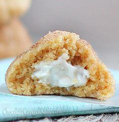 cinnamon sugar, cinnamon rolls, food, pillow cooki, cookies, cheese danish, sugar pillow, dessert, cream chees