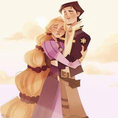 rapunzel's tangled adventure Disney Magic, Disney Art, Disney Movies, Disney Characters, Punk Disney, Disney Rapunzel, Princesa Disney, Disney Princesses, Rapunzel Story