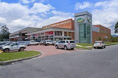 Complex Llanogrande - Construcción del Centro de negocios. Año de construcción: 2008. Llanogrande, Antioquia, Colombia. Cliente: Complex S.A.