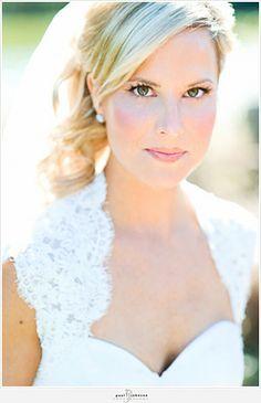 Wedding Portfolio | Wedding Make Up and Hair Raleigh Wilmington North Carolina www.makeupforyourday.com