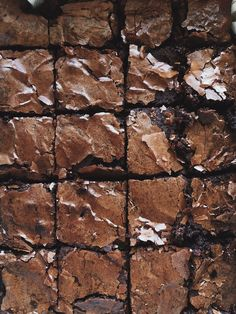 Salted Espresso Fudge Brownies — Butter and Brioche Gesalzene Espresso Fudge Brownies – Butter und Brioche Chocolate Fudge Brownies, Brownie Bar, Espresso Brownies, Cheesecake Brownies, Fudge Cookies, Chip Cookies, Slow Cooker Desserts, Dark Chocolate Chips, Melting Chocolate