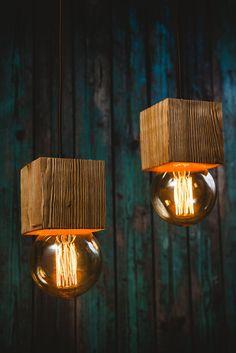 Pendant wood light Wood Pendant Light, Wood Chandelier, Rustic Design, Sconces, Wall Lights, Bulb, Indoor, Led, Home Decor