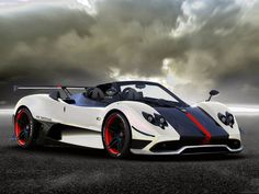 Without a Roadster version of the Zonda Cinque the Pagani roadcar model range would not be complete. Description from headlinesview.com. I searched for this on bing.com/images