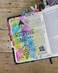 """Deuteronomy And the LORD spoke to me, saying, 'You have circled this mountain long enough. Now turn north."""" After the people… Scripture Art, Bible Art, Bible Verses, Scriptures, Beautiful Words, Deuteronomy 2, Bible Study Journal, Art Journaling, Bible Doodling"""