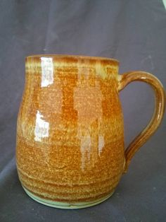 Check out this item in my Etsy shop https://www.etsy.com/listing/230625969/orange-mug-by-angela-graham