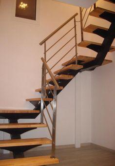 Escaliers métalliques contemporains - Art Métal Concept Quimper