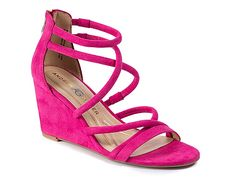 721c0e58a1a 31 Best PINK Wedge Shoes! images in 2012 | Pink wedge shoes, Pink ...